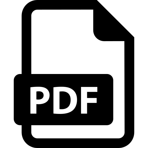 PDF icon svg